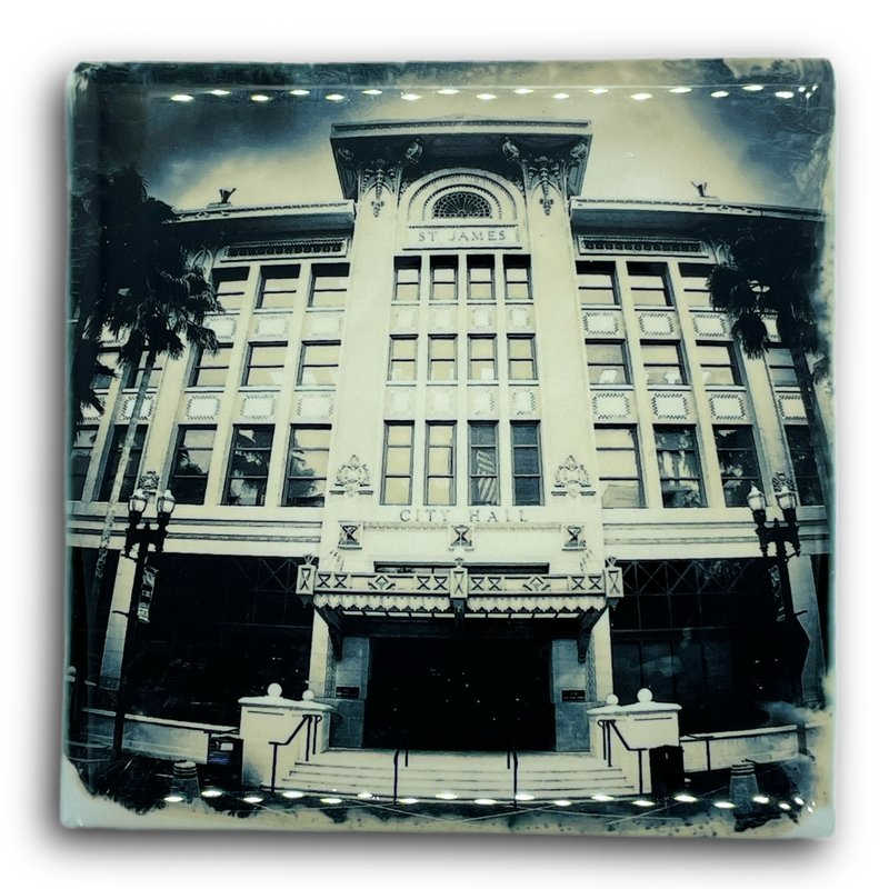 Cityscape Tiles City Hall Jacksonville Tile