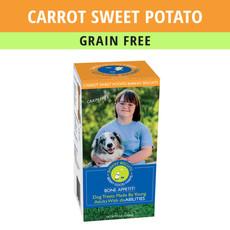 Berry Good Farms Barkin Biscuits Carrot Sweet Potato
