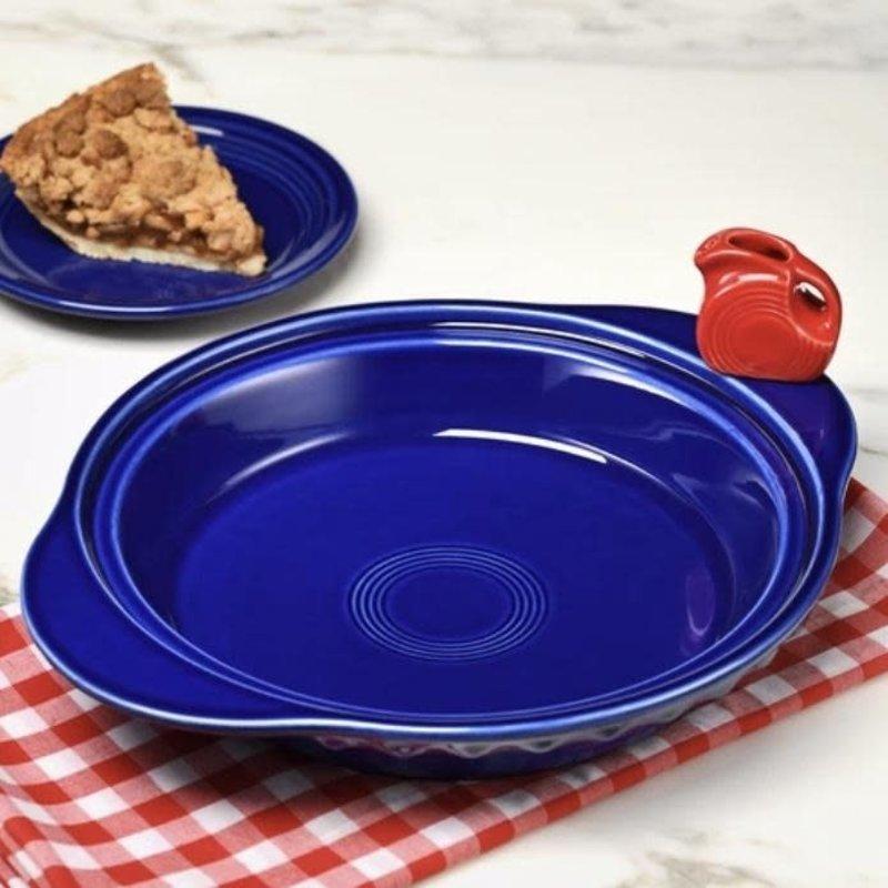 nora fleming Fiesta Pie Plate & Mini