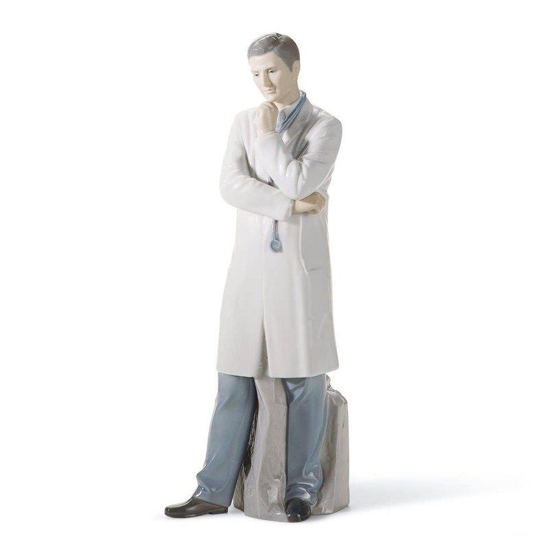 LLADRO Male Doctor