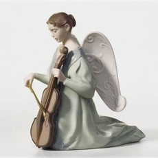LLADRO Cello -Cantata Gloss