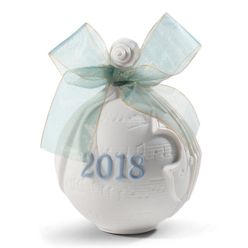 LLADRO 2018 Christmas Ball