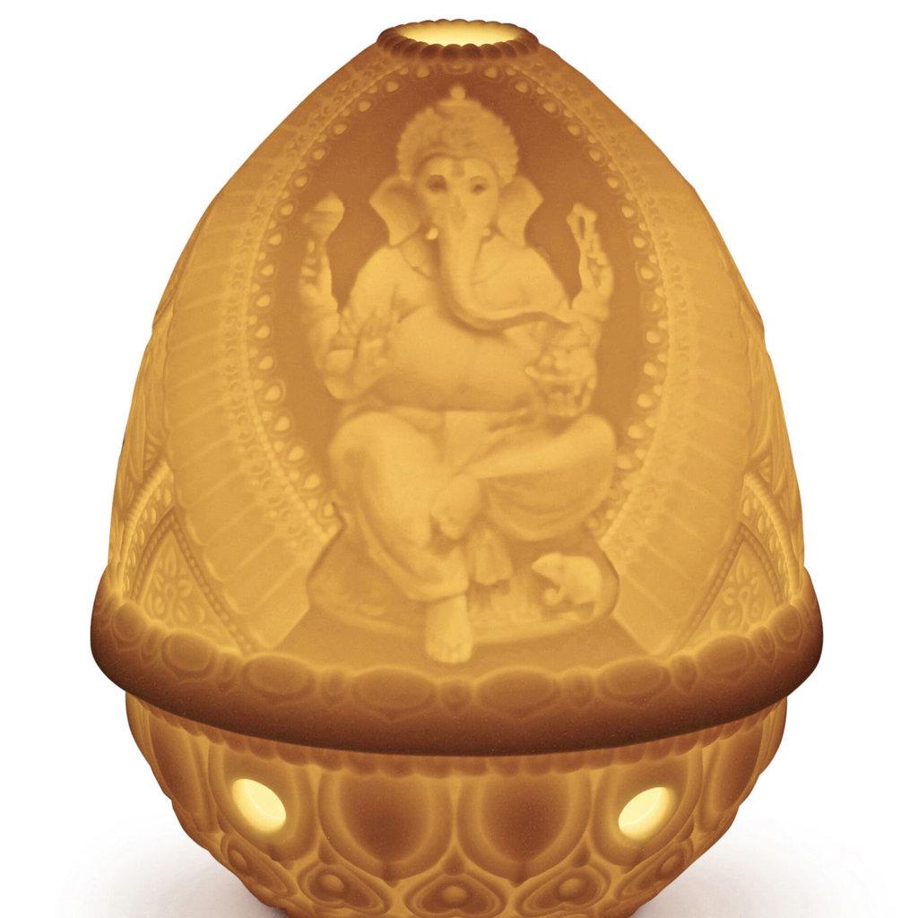LLADRO Lord Ganesha Lithophane