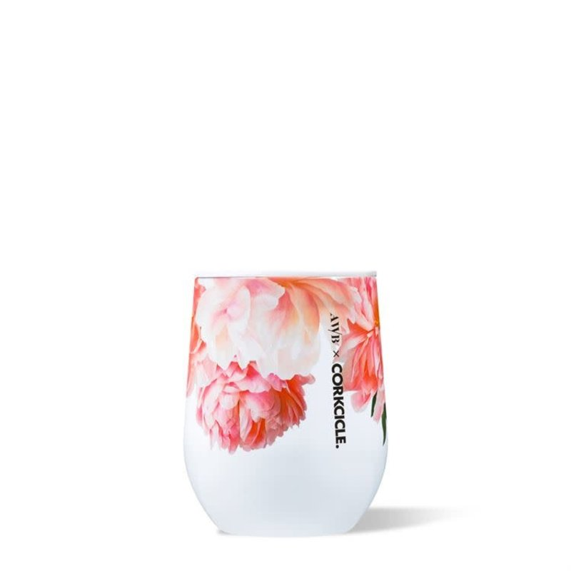 Corkcicle 12 Ounce Stemless Cup - Ashley Woods Bailey