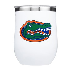 Corkcicle 12 Ounce Gator UF Big Logo Stemless Cup