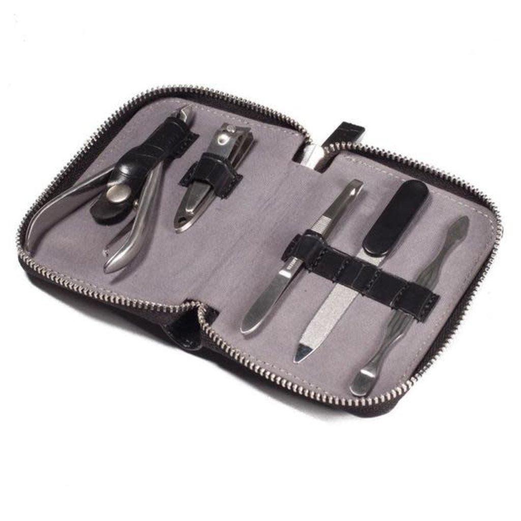 Brouk Primer Manicure Set (Black)