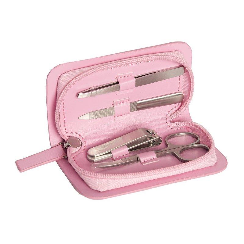 Brouk Manicure Set (Pink)