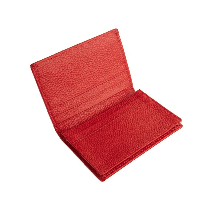 Brouk Stanford Card Case (Red)