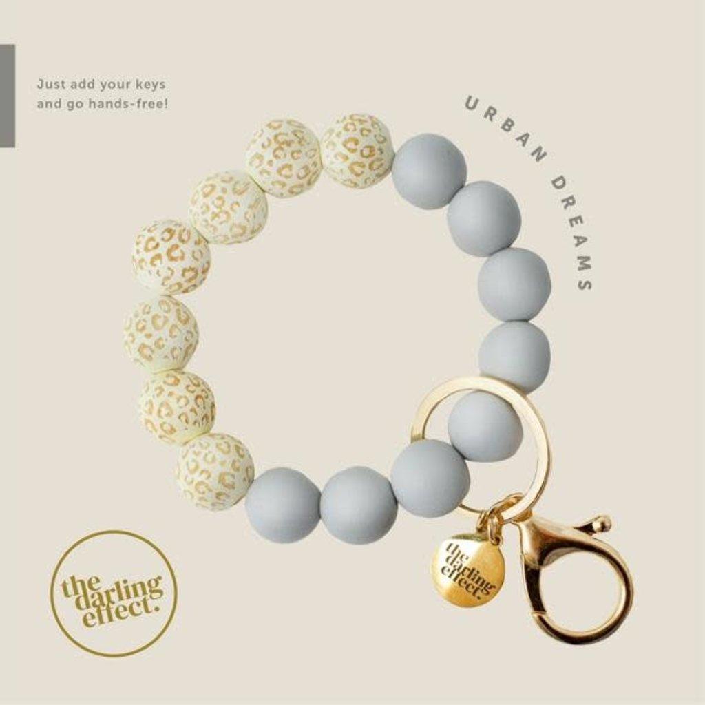 the darling effect Urban Dreams Hands-Free Keychain Wristlet