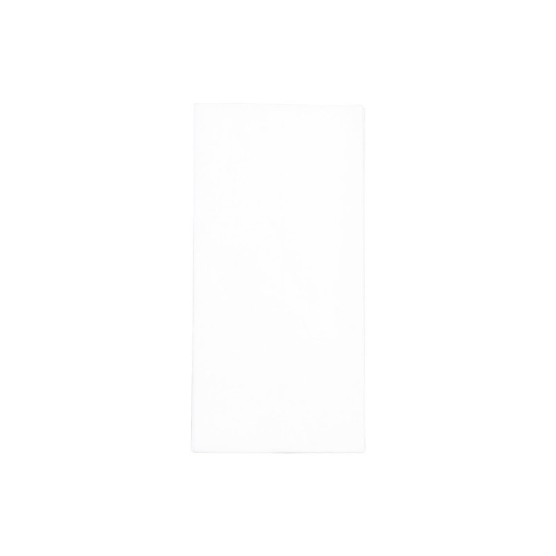 Vietri Papersoft Napkins Bianco Solid Guest Towels