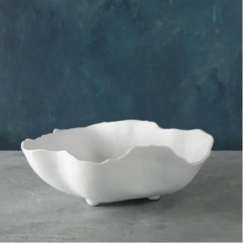 Beatriz Ball VIDA Nube Large White Bowl - LARGE