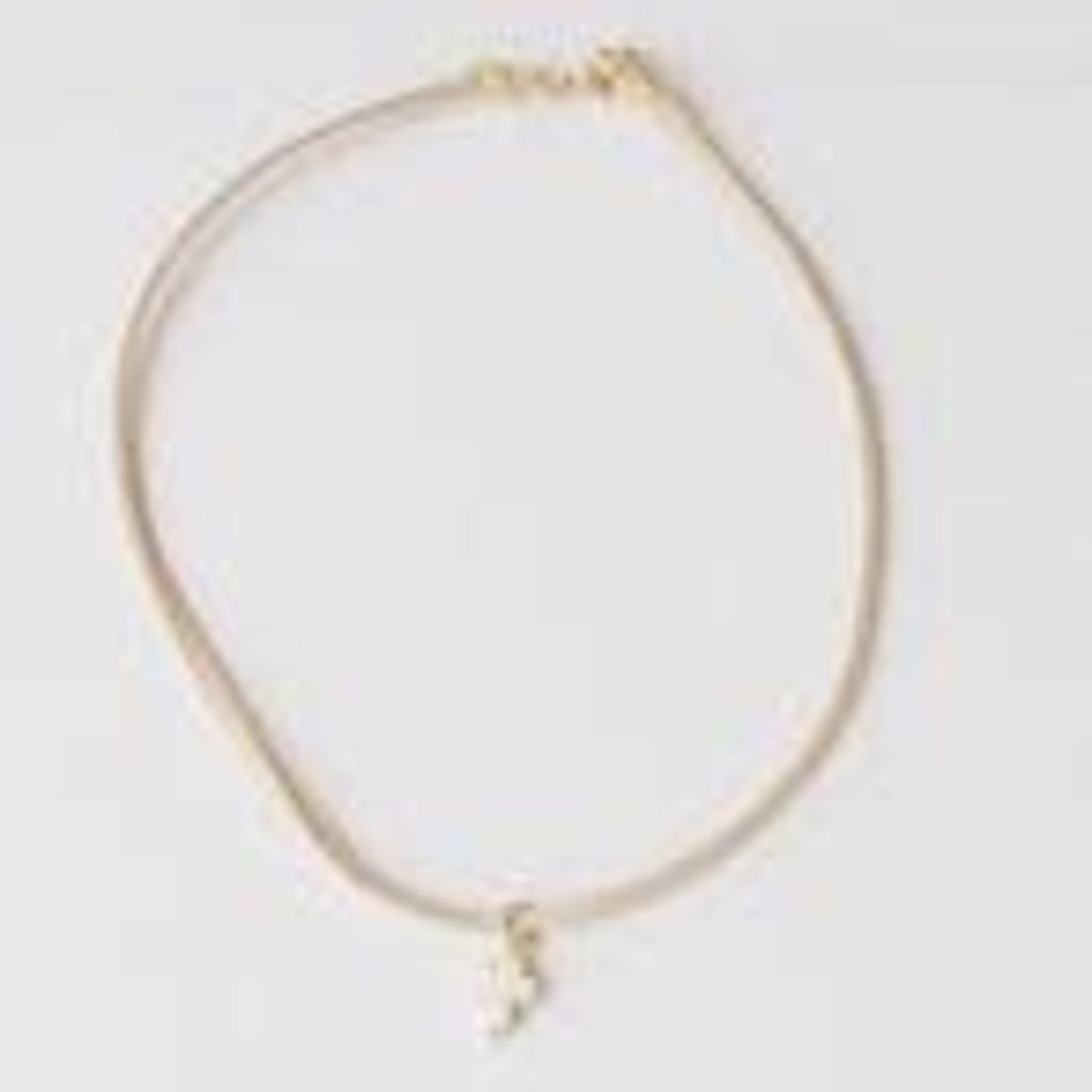 Leslie Curtis Jewelry Designs Morgan Sand Necklace