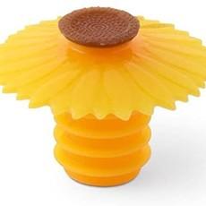 Charles Viancin Silicone Sunflower Bottle Stopper