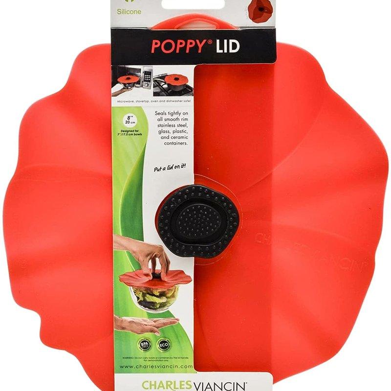 "Charles Viancin Poppy Lid (size 8"")"
