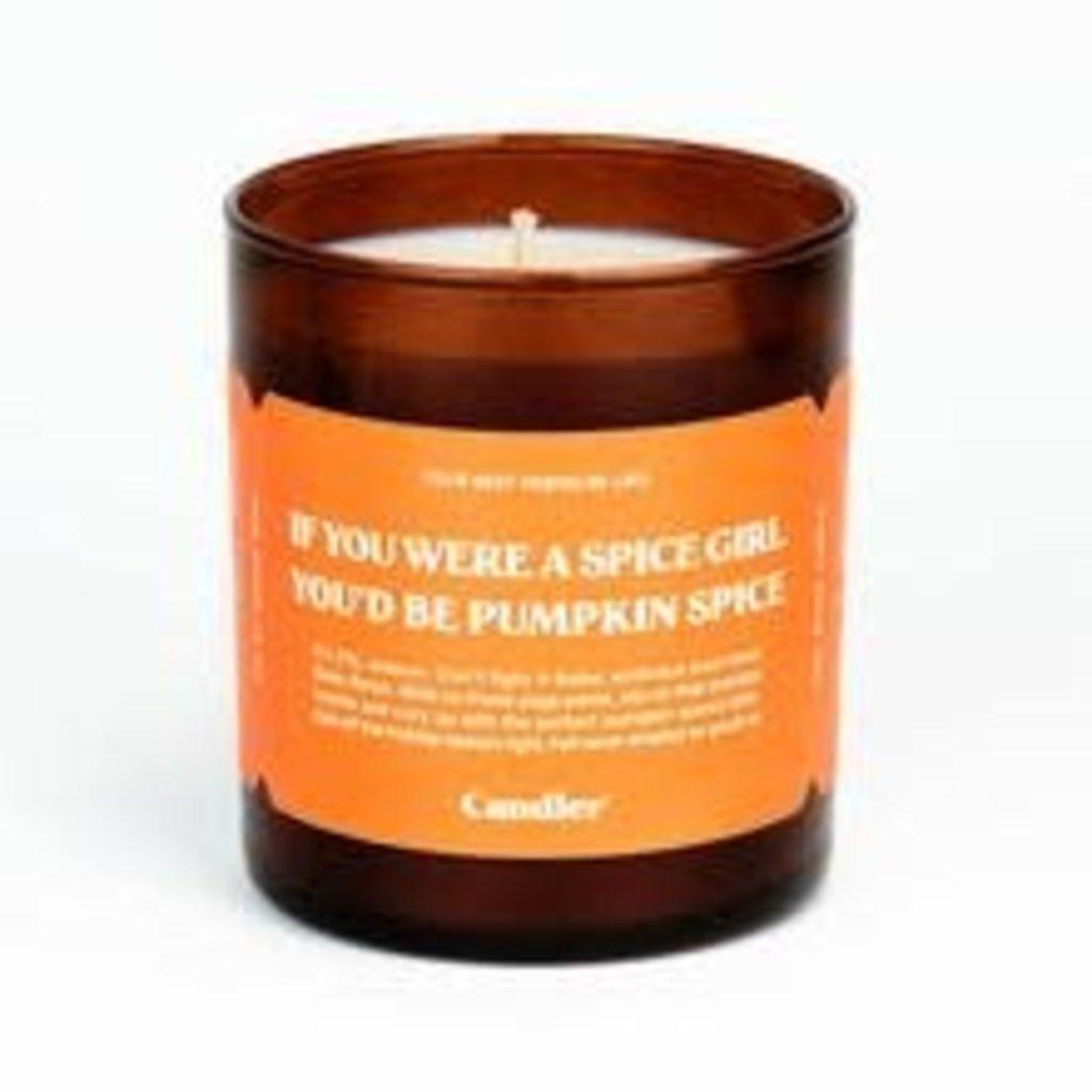 Ryan Porter/Candler Pumpkin Spice Candle