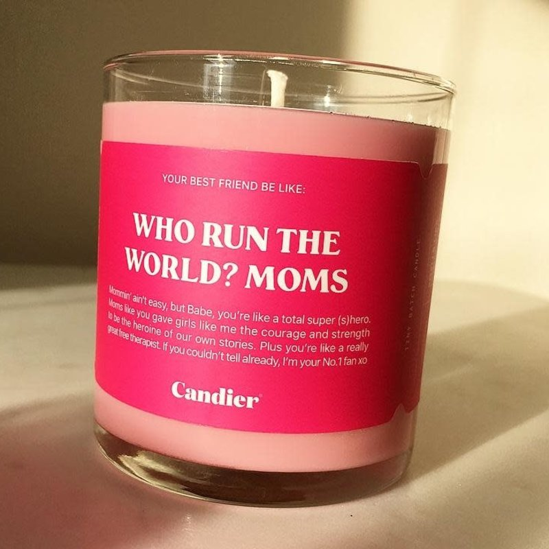 Ryan Porter/Candler Who Runs The World? Moms Candle