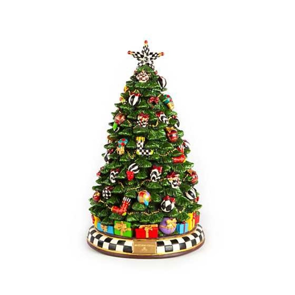 Mackenzie-Childs Christmas Carol Tree