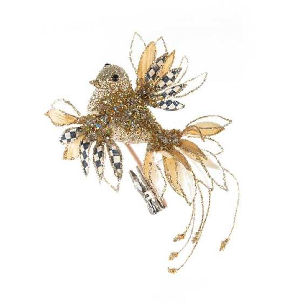 Mackenzie-Childs Golden Hour Bird Clip