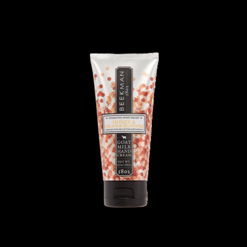 Beekman 1802 Inc Honey & Orange Blossom Hand Cream,  2oz