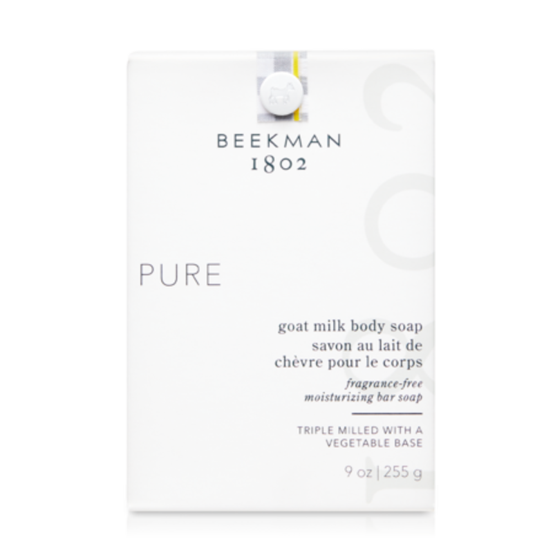Beekman 1802 Inc Pure Goat Milk Soap, 9 oz