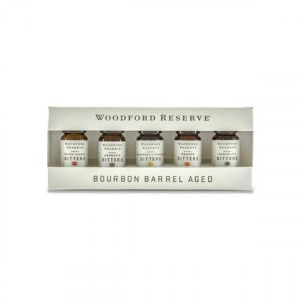 Bourbon Barrel Foods Woodford Reserve® Bitters Dram  Set – 5 Pack