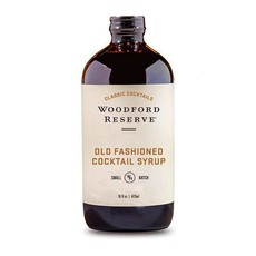 Bourbon Barrel Foods Woodford  Reserve Old Fashioned Syrup, 16 oz