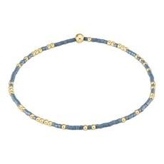enewton Hope Unwritten Bracelet - Dusty Blue