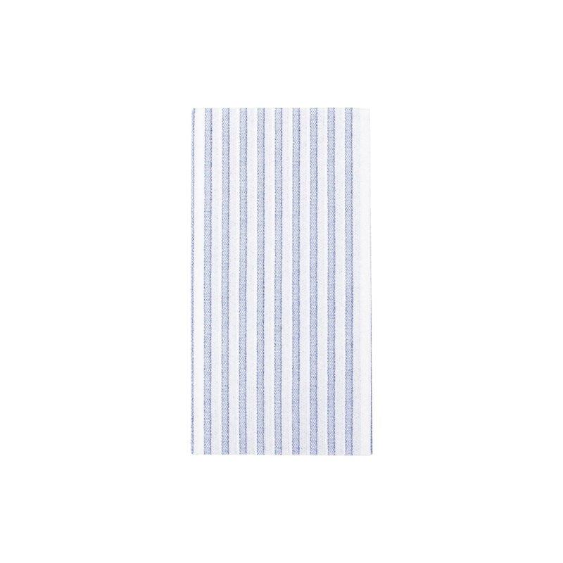 Vietri PAPERSOFT NAPKINS CAPRI BLUE Guest Towels