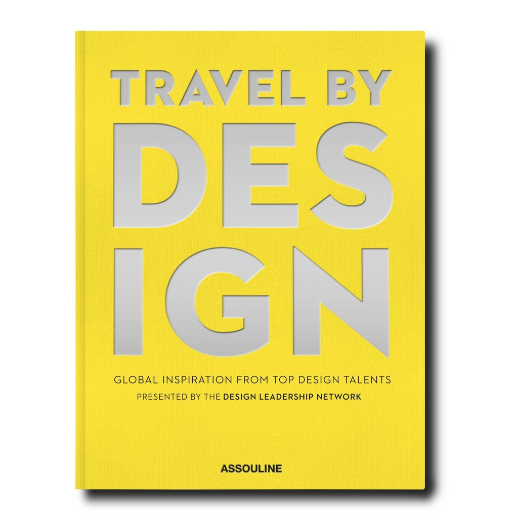 Assouline Publishing Travel by Design