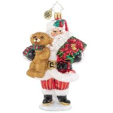 Radko The Gift of Teddy