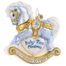 Radko Baby's First Christmas -Foal