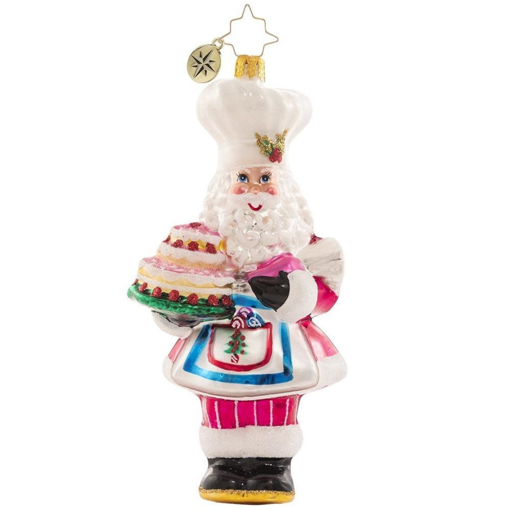Radko Santa's Tower of Flour!