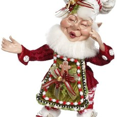 "Mark Roberts Gingerbread Spice Elf, Medium 18"""