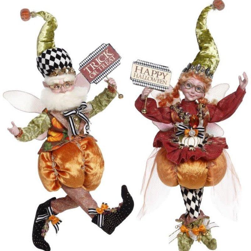 """Mark Roberts Halloween Pumpkin Fairy Asst., S 9.25-10"""""""