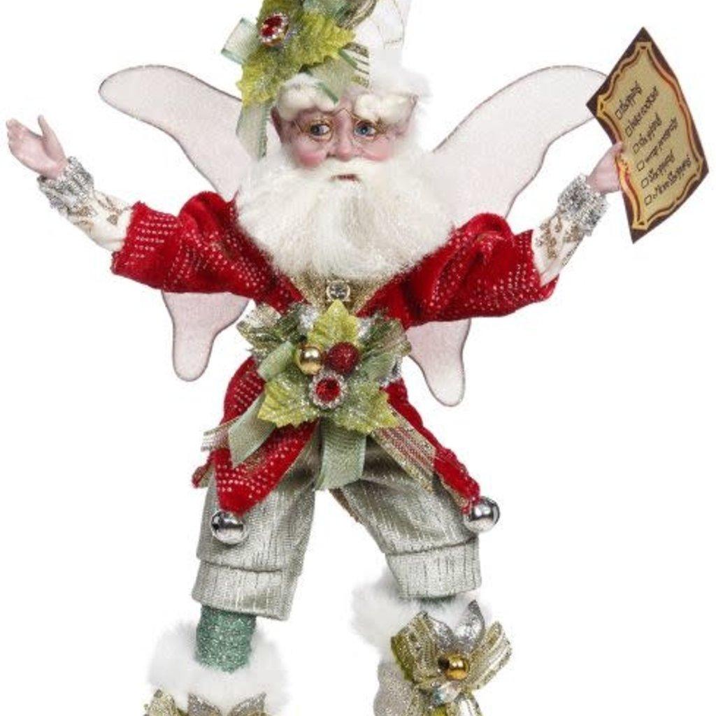 "Mark Roberts Christmas List Fairy, sm 9.75"""
