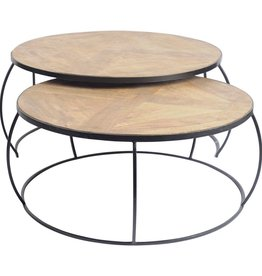 TCE Port Sydney Coffee Table (Set of 2)