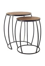 TCE Utterson Side Tables (Set of 2)