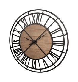 TCE Moon River Clock