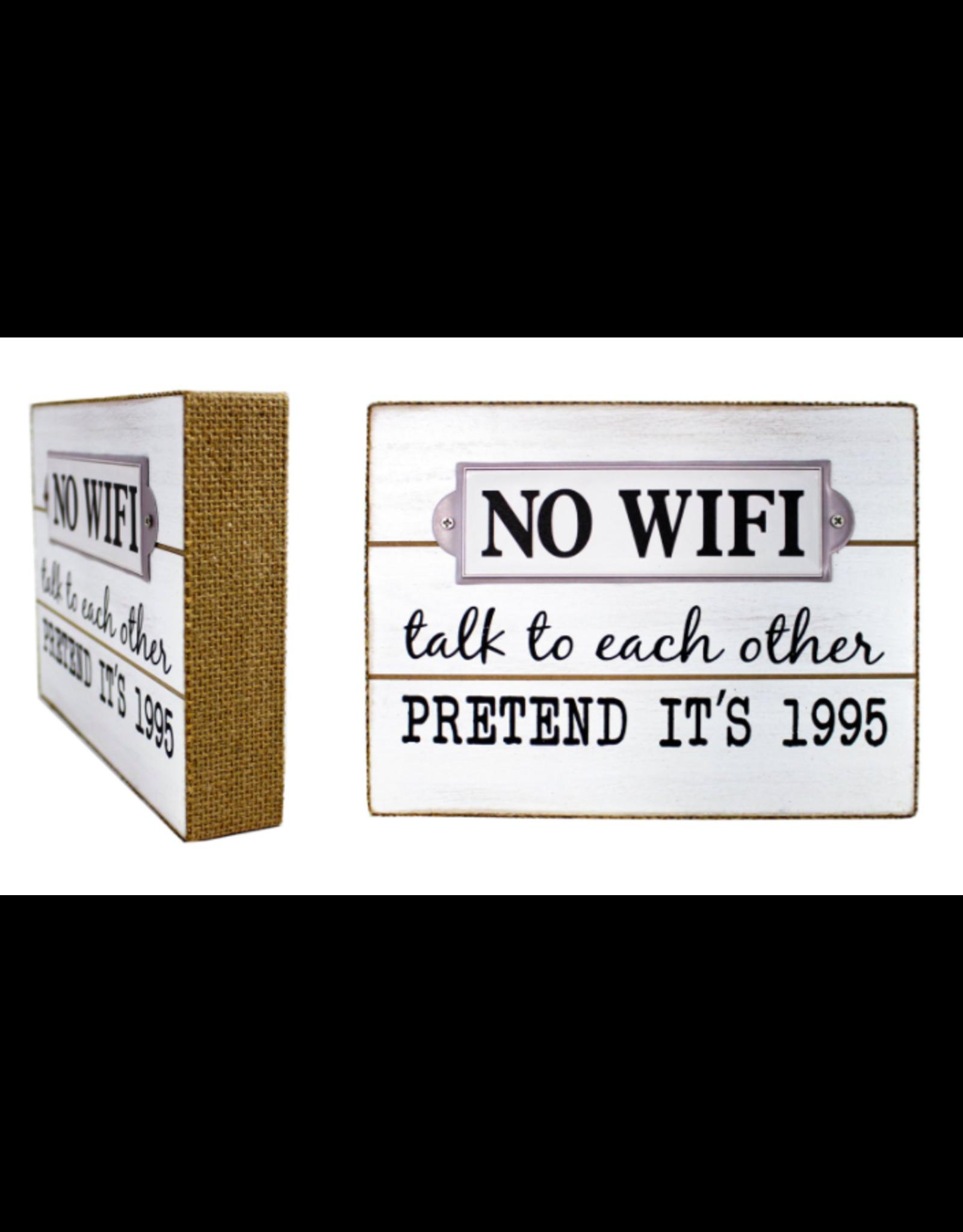 TCE No Wifi