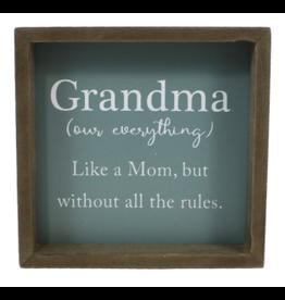 TCE Grandma/Everything