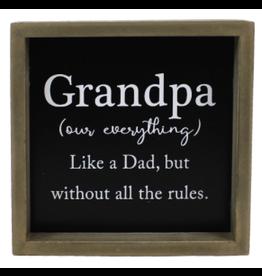 TCE Grandpa/Everything