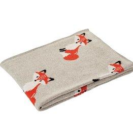 TCE Fox Blanket