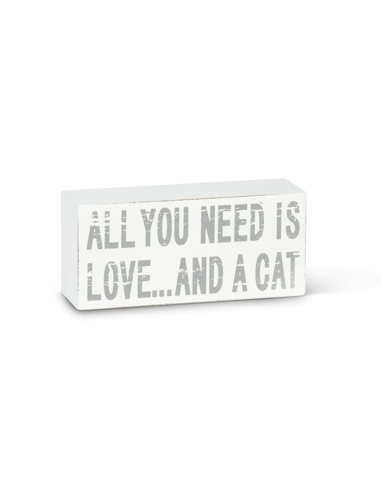 TCE All You Need Is Love And A Cat