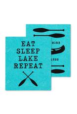 TCE Set Of 2 - Paddle Dish Cloth