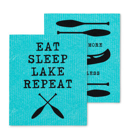 TCE Set Of 2 - Paddle Dish Cloth