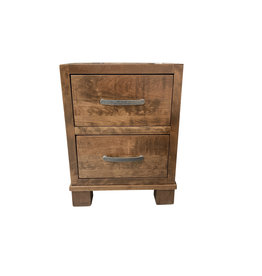 TCE Bala 2 Drawer Nightstand