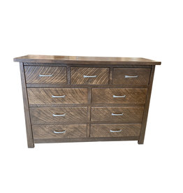 TCE Mapleton 9 Drawer Dresser