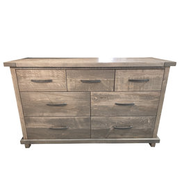 TCE Georgian 7 Drawer Dresser