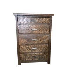 TCE Mapleton Chest of 5 Drawers