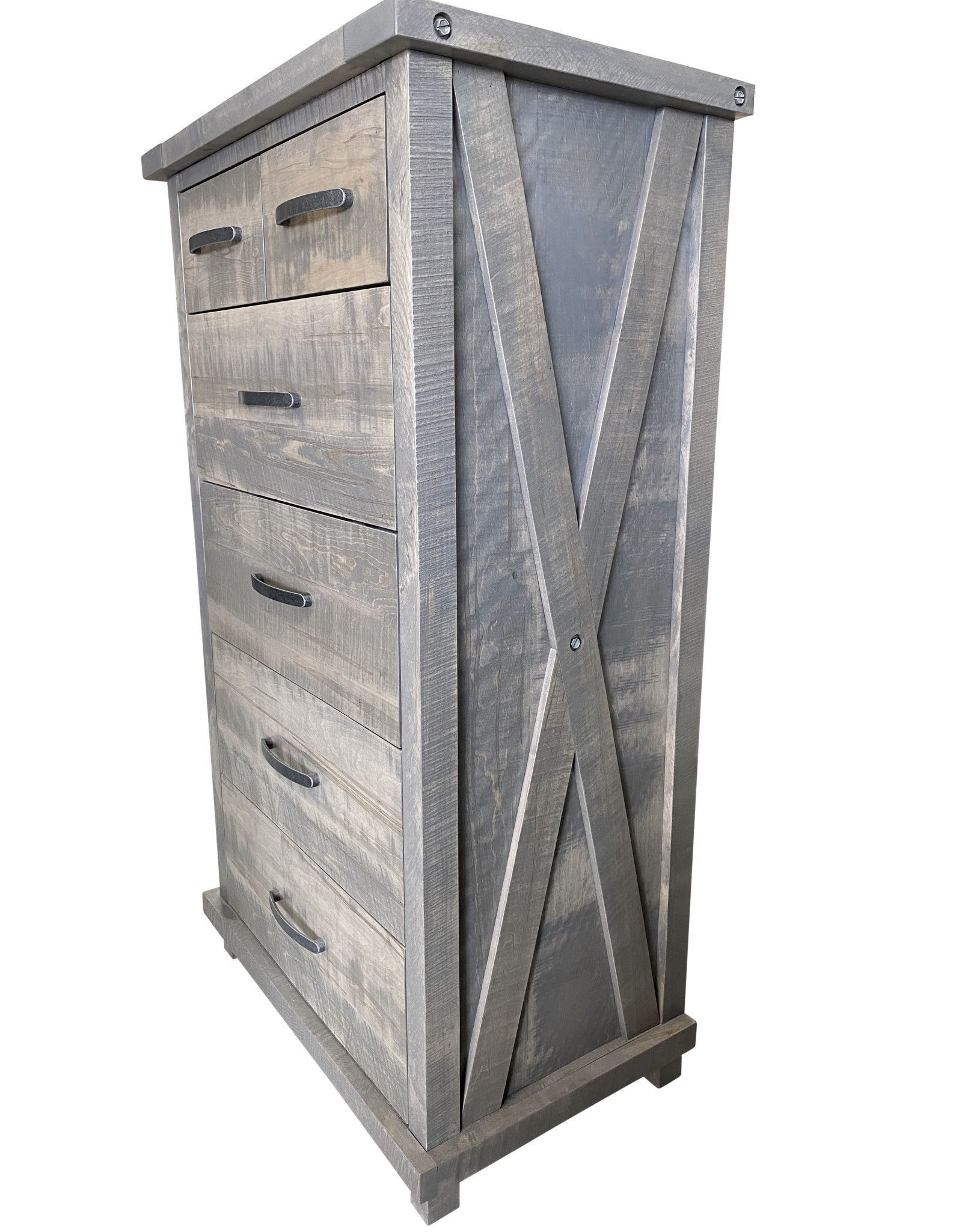 TCE Georgian Chest Of 6 Drawers